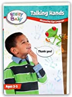 Brainy Baby Talking Hands Dvd [Import]