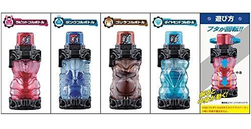 仮面ライダービルド SGフルボトル01 10個入 食玩・清涼菓子 (仮面ライダービルド)