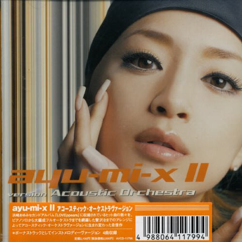ayu-mi-x II version Acoustic Orchestraの詳細を見る