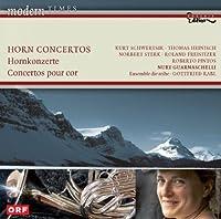 Schwertsik: Horn Concertos / Concertos Pour Cor