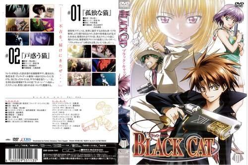 BLACK CAT ブラック・キャット[レンタル落ち]:12巻セット