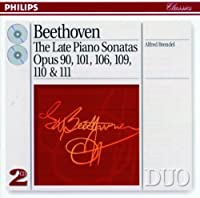 Beethoven: The Late Piano Sonatas - Opus 90, 101, 106, 109, 110 & 111 (1993-08-10)