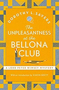 The Unpleasantness at the Bellona Club (English Edition)