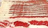 お肉本舗チバ 牛バラ スライス 1kg アメリカ産 冷凍