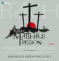 Bach, JS: St Matthew Passion by Nikolaus Harnoncourt (2008-01-13)