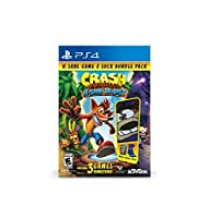 Crash Holiday Sock Bundle (輸入版:北米) - PS4