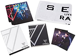 【Amazon.co.jp限定】SE7EN LIVE 2016 in japan –RAINBOW-(期間限定盤A・Bセット)(早期予約特典:特製スリーブケース付)(オリジナル特製フォトカード2枚付) [DVD]