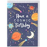 Rachel Ellen READM2 Admiral Have a Cosmic Birthday Card