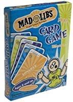 Mad Libs Card Game by Mad Libs