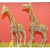 LangleyモデルCircus /動物園2キリンOOスケール未塗装メタルモデルキットz05