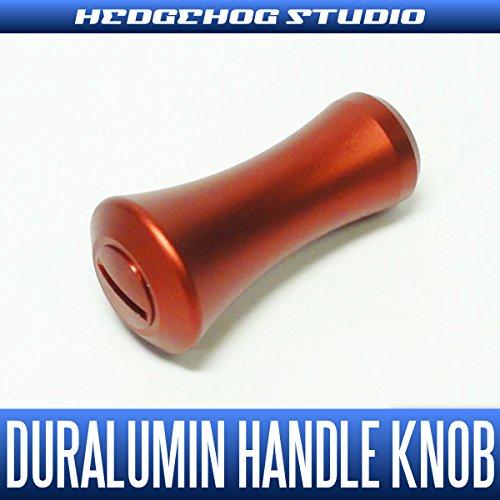 ヘッジホッグスタジオ ジュラルミンハンドルノブ レッド