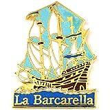 限定 レア ピンバッジ 帆船ボート大航海時代 ピンズ フランス