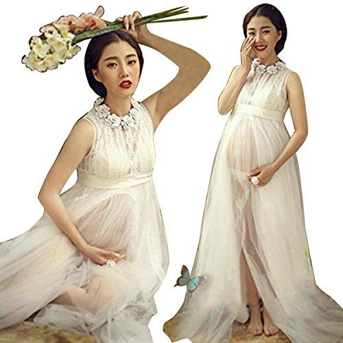 マタニティ フォト ドレス 衣装 写真 撮影 幸せのマタニテ...