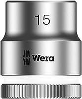 Wera Zyklop 8790 HMB 3/8 Socket, Hex head 15mm x Length 29mm by Wera