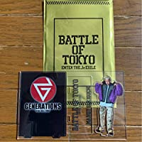 BATTLE OF TOKYO ~ENTER THE Jr.EXILE~ GENERATIONS EXILE 関口メンディー SHOOT IT OUT アクリルスタンド