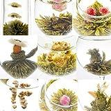 クロイソス工芸茶・康藝銘茶ボックスギフト−兎の忘れもの(工芸茶6種セット)