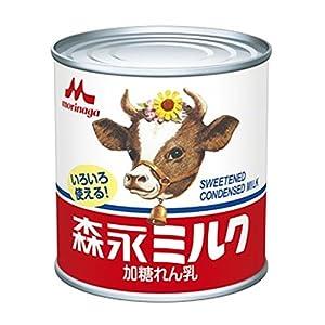 森永乳業 缶れん乳 397g