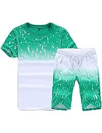 (コズーン)KO ZOON B68 上下 セットアップ 半袖 半ズボン スポーツ トレーニング ウェア メンズファッション