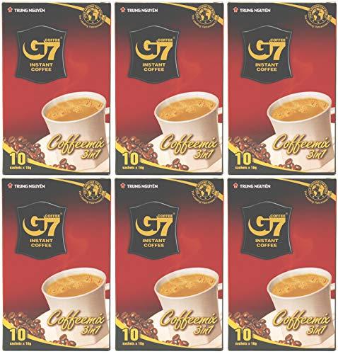 G7 ベトナム式インスタントコーヒー 3in1(16g×10袋) (12個セット)