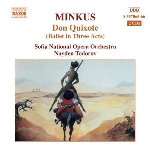 Don Quixote: Act II: Spanish Dance