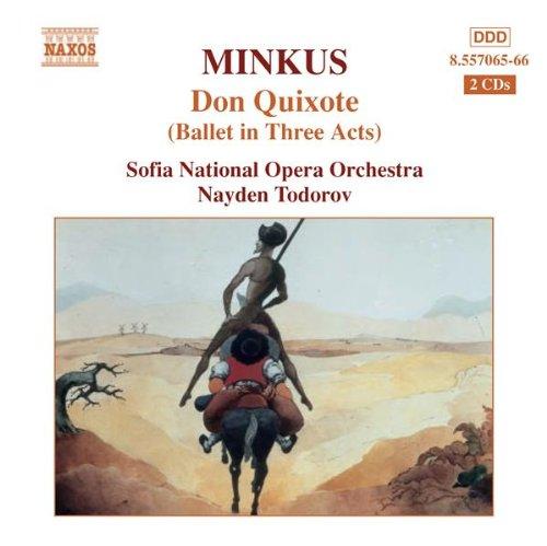 Don Quixote: Act II: Gypsy Dan...