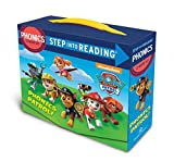 Paw Patrol Phonics Box Set (PAW Patrol) (Step into Reading) 画像