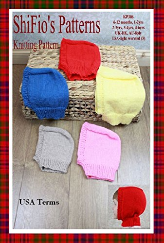 Knitting Pattern Kp306 Childs Balaclava Knitting Pattern Usa