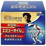 塗るグルコサミン キダDX お徳用200g