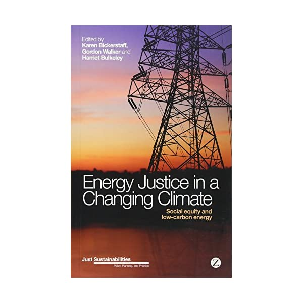 Energy Justice in a Chan...の商品画像