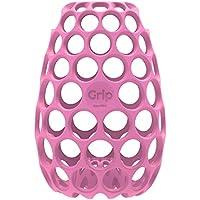 コグニキッズ 自分で持てる 哺乳瓶用ハニカムカバー フラミンゴピンク CGG-F-Pink