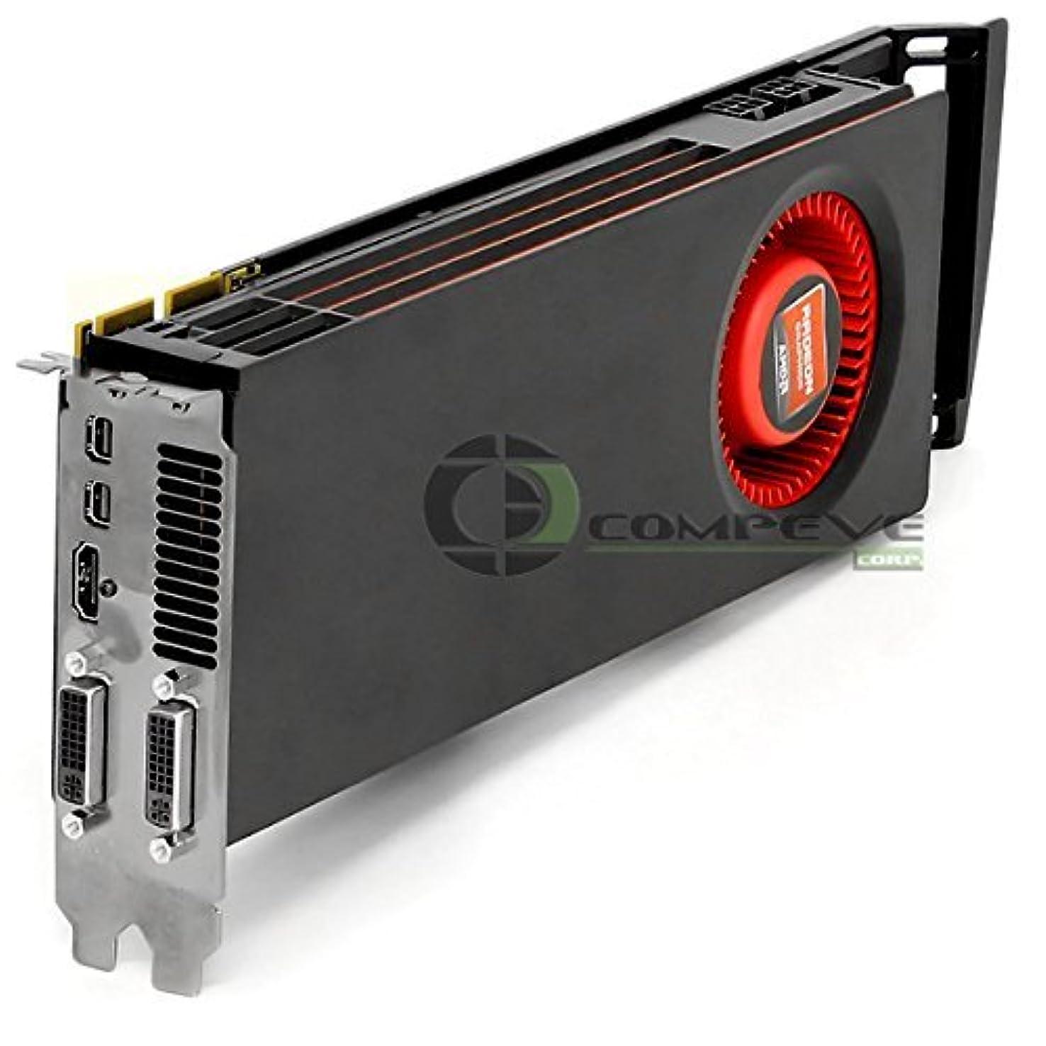 毒行商人ナプキンAMD Radeon HD 6950 2 GB gddr5 PCIe x16デュアルDP 1.2デュアルDVI HDMIグラフィックスカードデル1643 M