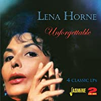 Unforgettable - 4 Classic LPs by Lena Horne