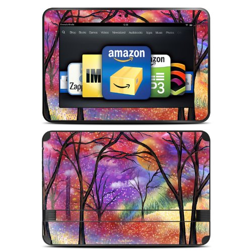 DecalGirl スキンシール Kindle Fire HD 8.9専用スキン - Moon Meadow