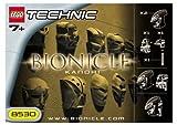 LEGO 8530 - Bionicle Masks 画像