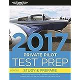 Private Pilot Test Prep 2017 + Tutorial Software: Study & Prepare