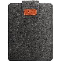 スリーブケース - ATiC Kindle Oasis (Newモデル) 2017 7インチタブレット用 収納ケース/バッグ Dark GRAY