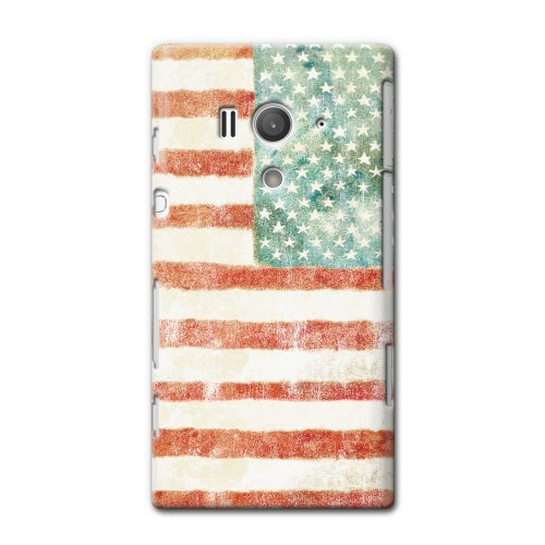 CollaBorn Xperia acro HD専用スマートフォンケース Old Glory 【Xperia acroHD対応】 OS-XH-091