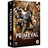 Primeval Series 1 - 5 Box Set [DVD] by Hannah Spearitt