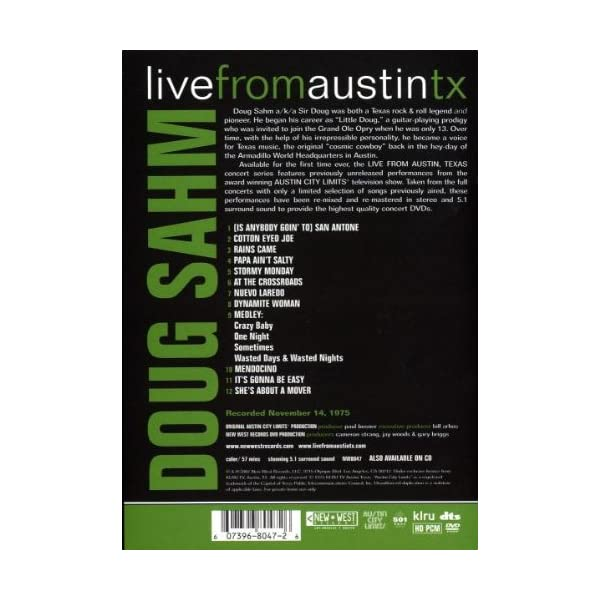 Live From Austin Texas ...の紹介画像2