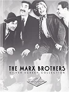 MARX BROTHERS: SILVER SCREEN COLLECTION