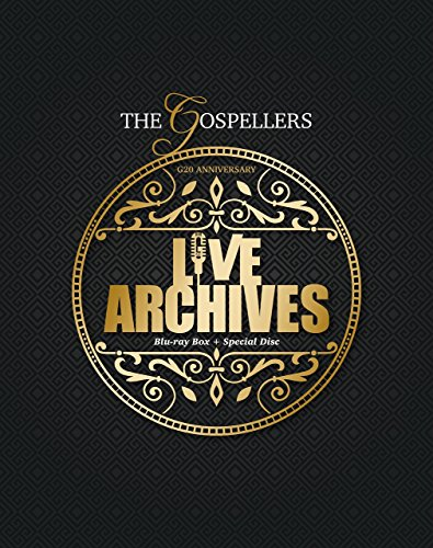 "THE GOSPELLERS G20 ANNIVERSARY ""LIVE ARCHIVES"