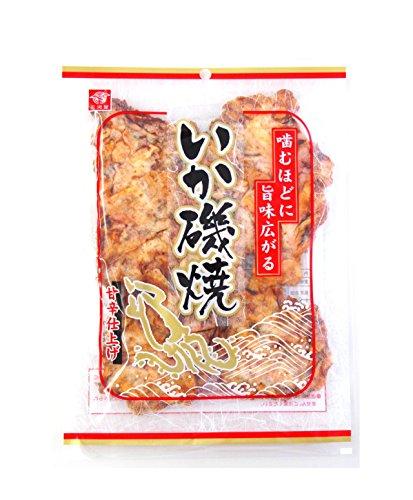 三河屋製菓 いか磯焼 6枚×12袋