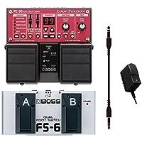 【ACアダプター+フットスイッチ/FS-6+接続ケーブル付】BOSS ボス RC-30 ループ・ステーション