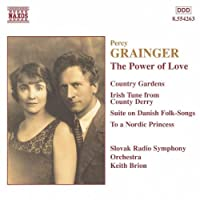 Power of Love by GRAINGER (2000-10-06)