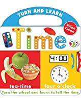 Time (Turn and Learn: Wipe Clean)