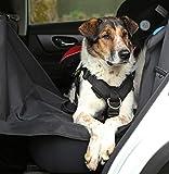 PetsN'all ドライブシート【後部座席シート| 防水 | 簡単お手入れ| ポリエステル製】標準サイズ(150x145cm)