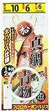 ヤマシタ(YAMASHITA) マダイ青物仕掛 FMA1A6 10-6