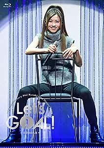 "「20th Anniversary Mai Kuraki Live Project 2019 ""Let's GOAL! ~薔薇色の人生~""」 (BD) [Blu-ray]"