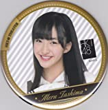 HKT48 公式グッズ 第6弾 デカ缶バッジ A 【田島芽瑠】
