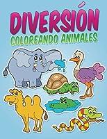 Diversion coloreando animales